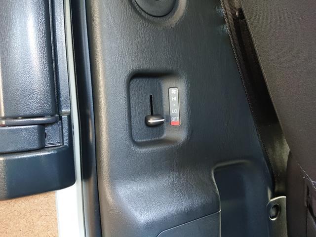 ロングDX GLパッケージ ハイルーフ 4WD Dターボ(31枚目)