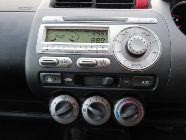 ホンダ フィット 1.5A 4WD マイナー後