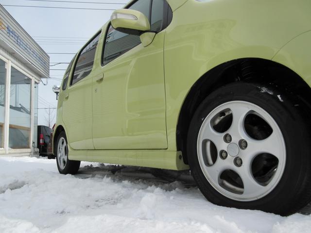ダイハツ ムーヴラテ Xリミテッド 4WD 純正フルエアロ