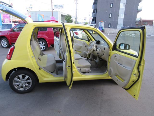 X 4WD 車検整備付 寒冷地仕様 キーレス アルミホイール(12枚目)