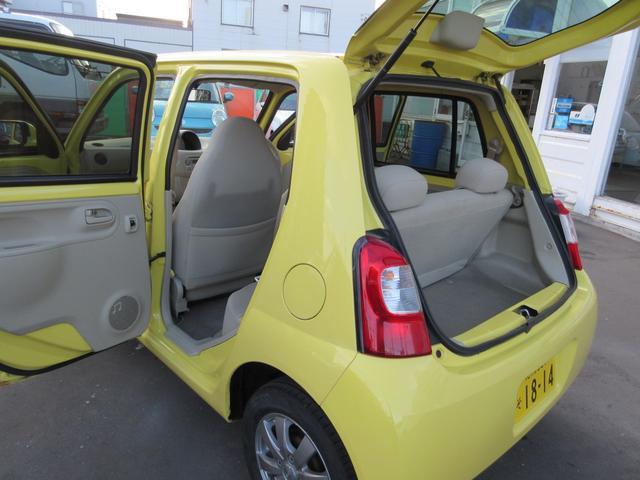 X 4WD 車検整備付 寒冷地仕様 キーレス アルミホイール(13枚目)