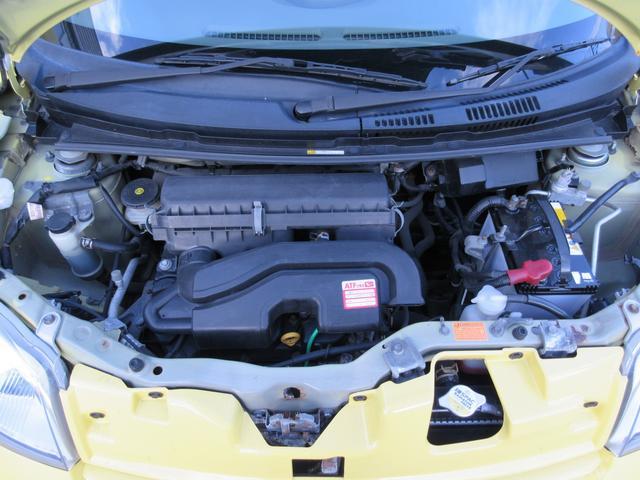 X 4WD 車検整備付 寒冷地仕様 キーレス アルミホイール(18枚目)
