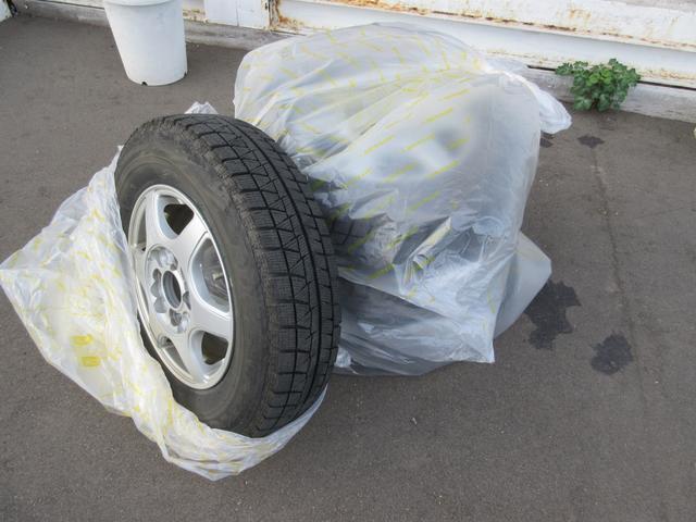 X 4WD 車検整備付 寒冷地仕様 キーレス アルミホイール(20枚目)