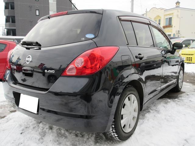 「日産」「ティーダ」「コンパクトカー」「北海道」の中古車5