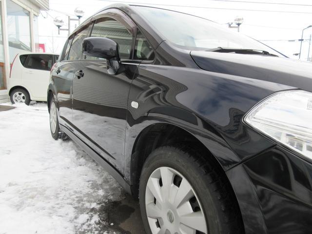 「日産」「ティーダ」「コンパクトカー」「北海道」の中古車23