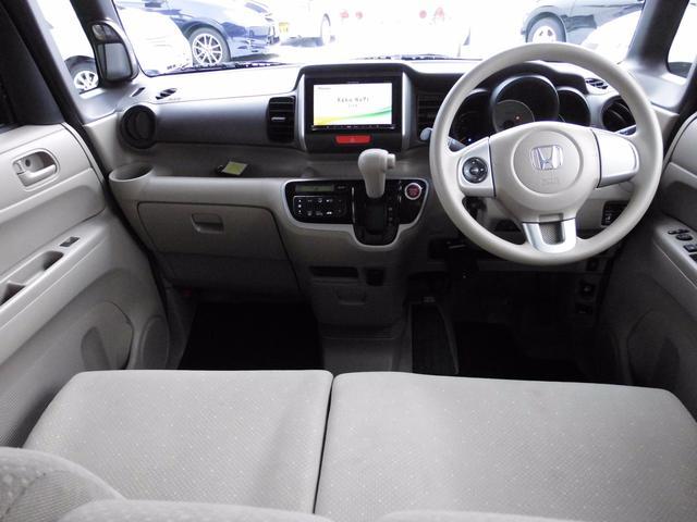 ホンダ N BOX G・Lパッケージ 4WD メモリーナビ ワンセグ 左パワスラ