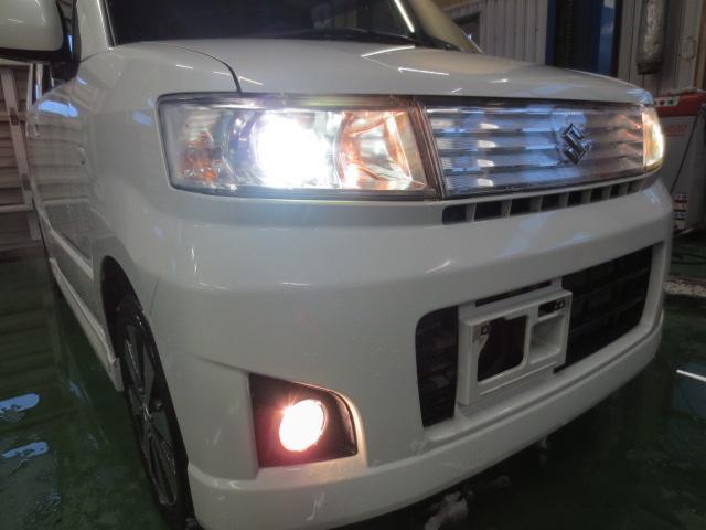 スティングレーX 4WD ABS CD HID スマートキー(14枚目)
