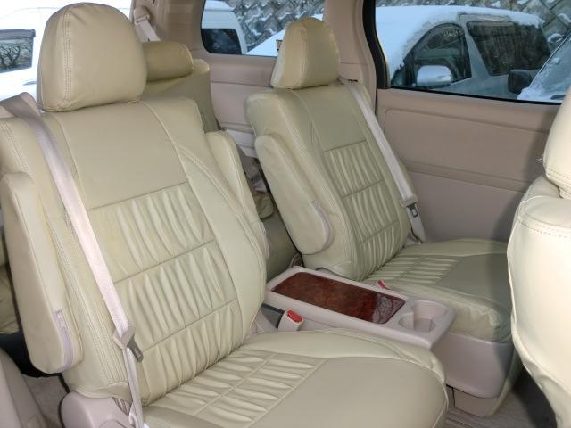 240S LTD 4WD 7人乗 道外使用車 1年保証付(9枚目)