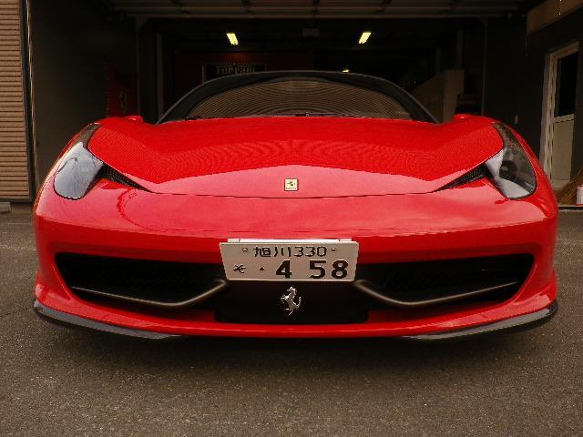 「フェラーリ」「フェラーリ 458イタリア」「クーペ」「北海道」の中古車8
