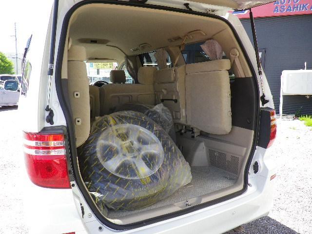 トヨタ アルファードG AX 4WD 8人乗り