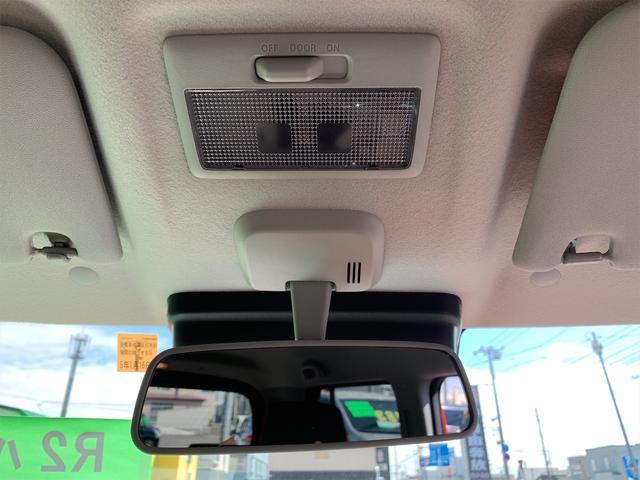 ハイブリッドXターボ 4WD 全方位モニターナビ デュアルカメラブレーキサポート 全周囲カメラ 2トーンカラー コーナーセンサー LEDヘッドライト&フォグランプ レーダークルーズ 車線逸脱警報 スマートキー(43枚目)
