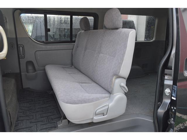 トヨタ ハイエースバン 4WD スーパーGL カスタム Rエアコン Rヒーター