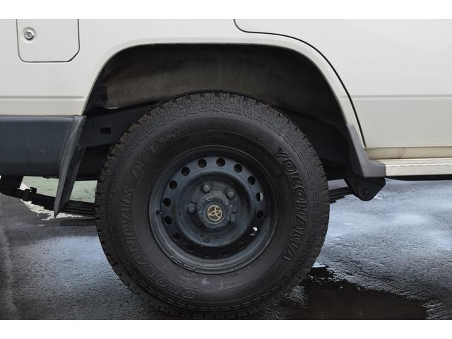 トヨタ ランドクルーザー70 LXロング 4.2ディーゼル 4ナンバー 4WD 5ドア