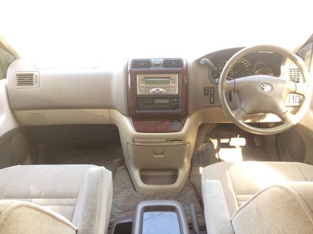 トヨタ グランドハイエース リミテッド 4WD オートライト サンルーフ