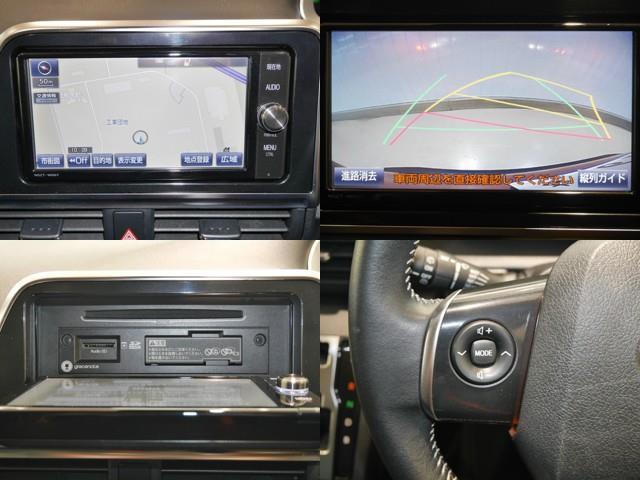 ハイブリッドG フルセグ DVD再生 バックカメラ 衝突被害軽減システム 両側電動スライド 乗車定員7人 3列シート ワンオーナー(10枚目)