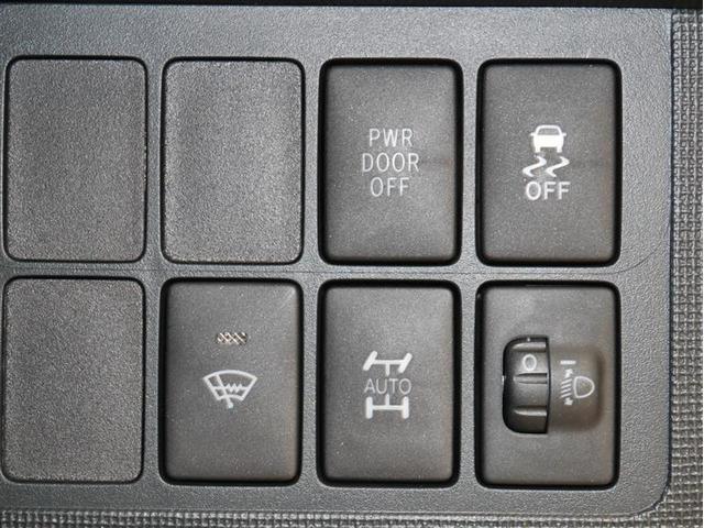 X スマートキー Bカメラ キーレス ナビTV 寒冷地仕様 ワンセグ 4WD プリクラッシュセーフティー アルミ メモリナビ ワンオーナ 自動スライドドア ABS 横滑り防止 CD(14枚目)