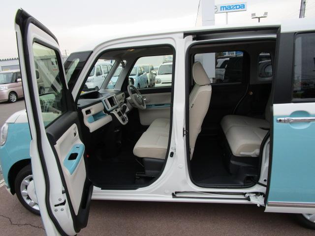 Gメイクアップリミテッド SAIII 4WD スマートアシスト 両側パワースライドドア LEDヘッドライト(AFS) LEDフォグランプ キーフリー プッシュスタート オーディオレス オートライト オートエアコン アイドリングストップ VSC(34枚目)