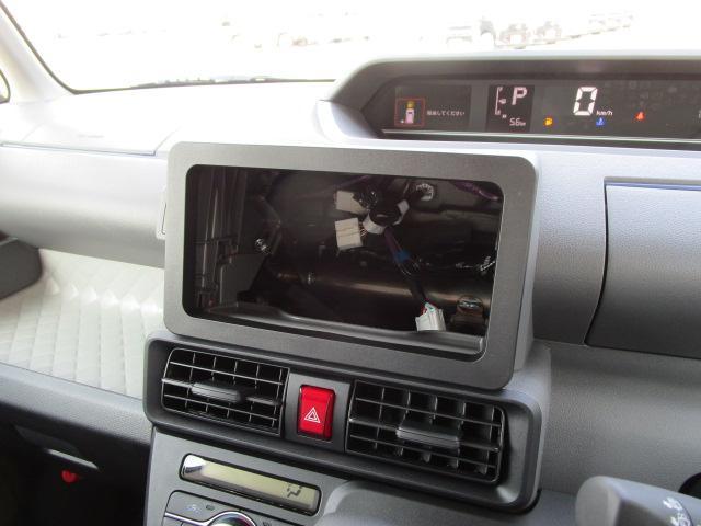 Xセレクション 4WD スマートアシスト 両側スライドドア片側電動 プッシュスタート デジタルメーター オートエアコン LEDヘッドライト オートライト 前後コーナーセンサー 運転席・助手席シートヒーター 後席テーブル(10枚目)