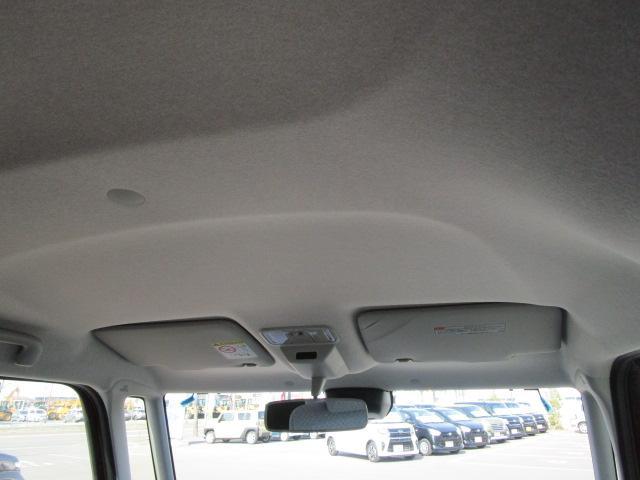 Xセレクション 4WD スマートアシスト 両側スライドドア片側電動 プッシュスタート デジタルメーター オートエアコン LEDヘッドライト オートライト 前後コーナーセンサー 運転席・助手席シートヒーター 後席テーブル(12枚目)