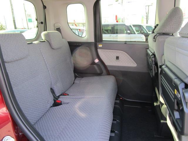 Xセレクション 4WD スマートアシスト 両側スライドドア片側電動 プッシュスタート デジタルメーター オートエアコン LEDヘッドライト オートライト 前後コーナーセンサー 運転席・助手席シートヒーター 後席テーブル(14枚目)