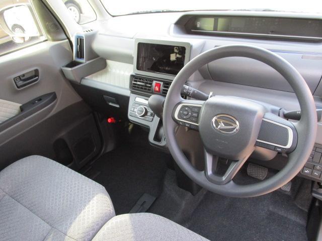 Xセレクション 4WD スマートアシスト 両側スライドドア片側電動 プッシュスタート デジタルメーター オートエアコン LEDヘッドライト オートライト 前後コーナーセンサー 運転席・助手席シートヒーター 後席テーブル(15枚目)