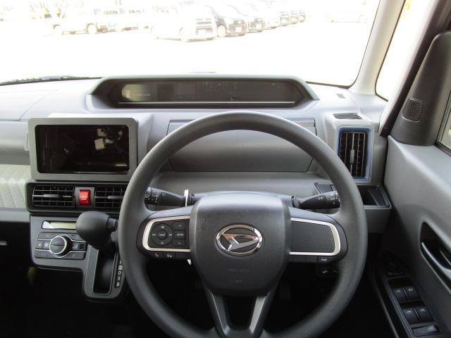 Xセレクション 4WD スマートアシスト 両側スライドドア片側電動 プッシュスタート デジタルメーター オートエアコン LEDヘッドライト オートライト 前後コーナーセンサー 運転席・助手席シートヒーター 後席テーブル(16枚目)