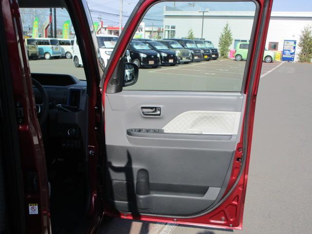 Xセレクション 4WD スマートアシスト 両側スライドドア片側電動 プッシュスタート デジタルメーター オートエアコン LEDヘッドライト オートライト 前後コーナーセンサー 運転席・助手席シートヒーター 後席テーブル(35枚目)