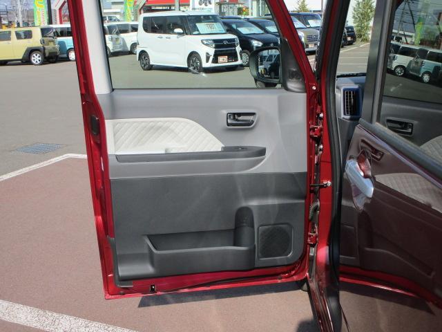 Xセレクション 4WD スマートアシスト 両側スライドドア片側電動 プッシュスタート デジタルメーター オートエアコン LEDヘッドライト オートライト 前後コーナーセンサー 運転席・助手席シートヒーター 後席テーブル(37枚目)
