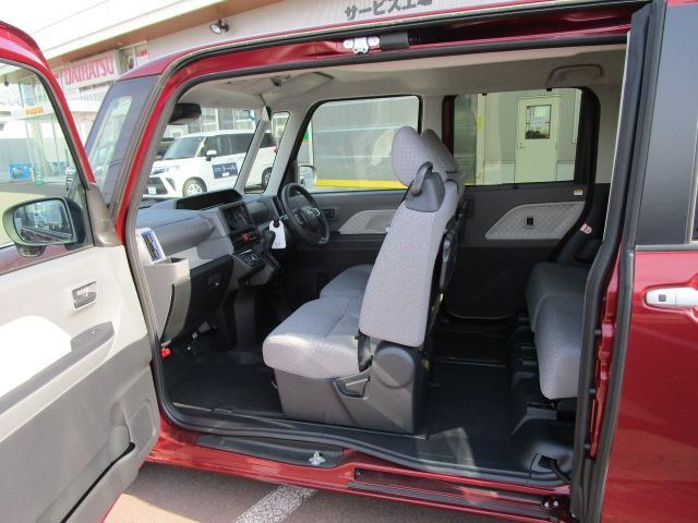Xセレクション 4WD スマートアシスト 両側スライドドア片側電動 プッシュスタート デジタルメーター オートエアコン LEDヘッドライト オートライト 前後コーナーセンサー 運転席・助手席シートヒーター 後席テーブル(38枚目)