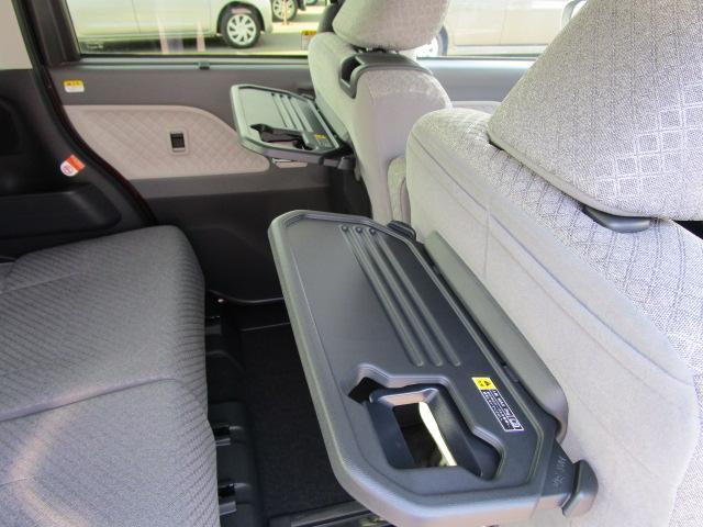Xセレクション 4WD スマートアシスト 両側スライドドア片側電動 プッシュスタート デジタルメーター オートエアコン LEDヘッドライト オートライト 前後コーナーセンサー 運転席・助手席シートヒーター 後席テーブル(40枚目)