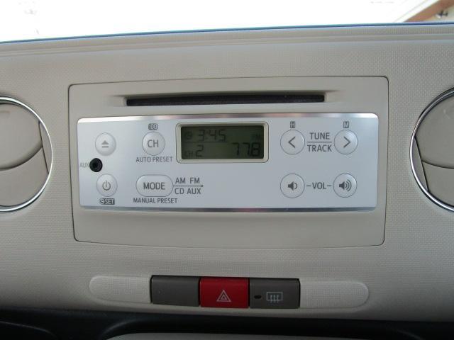 ココアプラスXスペシャルコーデ 4WD アイドリングストップ キーフリー CDチューナー エンジンスターター(10枚目)