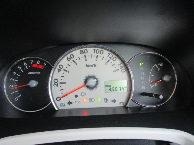 ココアプラスXスペシャルコーデ 4WD アイドリングストップ キーフリー CDチューナー エンジンスターター(21枚目)
