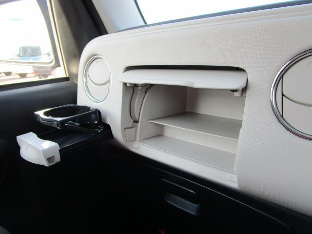 ココアプラスXスペシャルコーデ 4WD アイドリングストップ キーフリー CDチューナー エンジンスターター(24枚目)