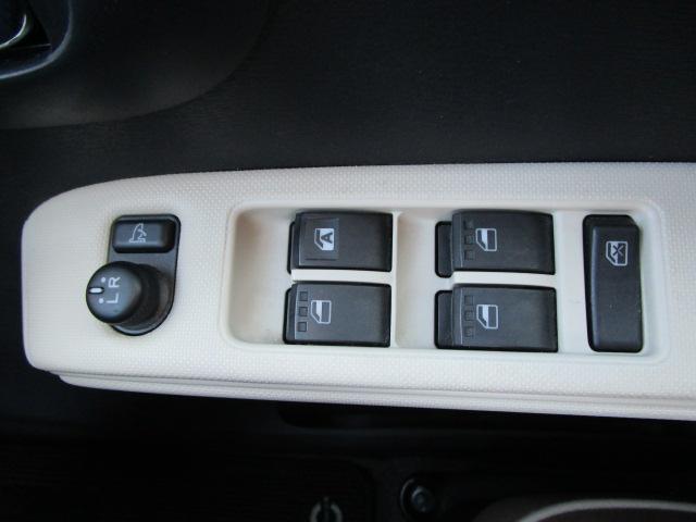 ココアプラスXスペシャルコーデ 4WD アイドリングストップ キーフリー CDチューナー エンジンスターター(27枚目)