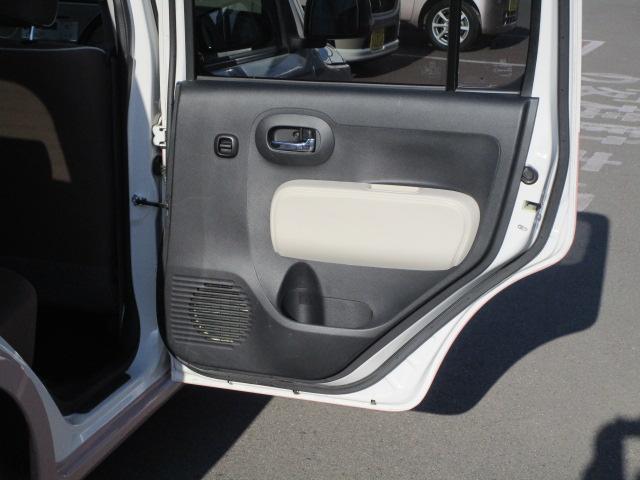 ココアプラスXスペシャルコーデ 4WD アイドリングストップ キーフリー CDチューナー エンジンスターター(32枚目)