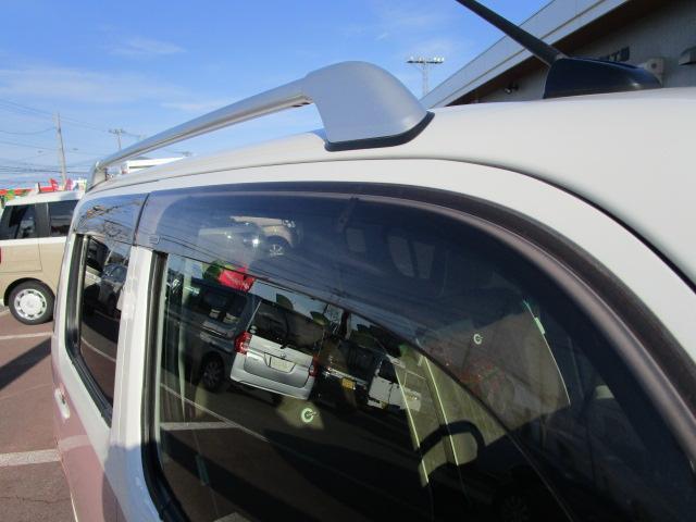 ココアプラスXスペシャルコーデ 4WD アイドリングストップ キーフリー CDチューナー エンジンスターター(37枚目)