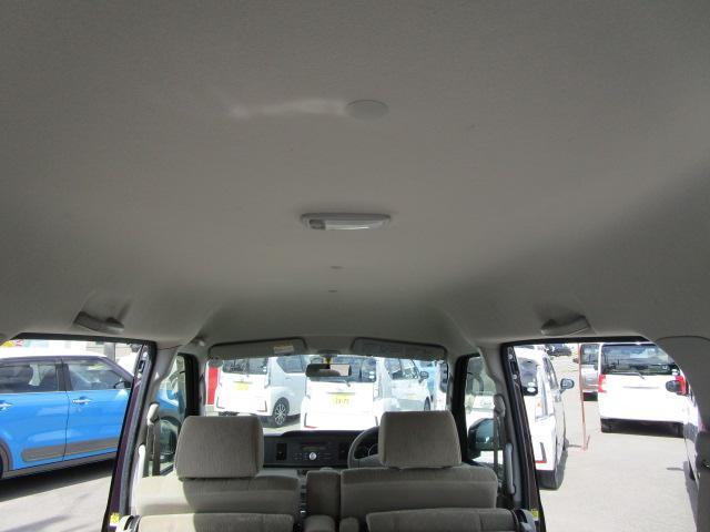 スローパーリヤシート付仕様 4WD 車椅子送迎車 両側スライドドア オートエアコン CDチューナー キーレスエントリー エンジンスターター アルミホイール(12枚目)