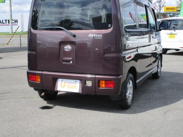 スローパーリヤシート付仕様 4WD 車椅子送迎車 両側スライドドア オートエアコン CDチューナー キーレスエントリー エンジンスターター アルミホイール(35枚目)