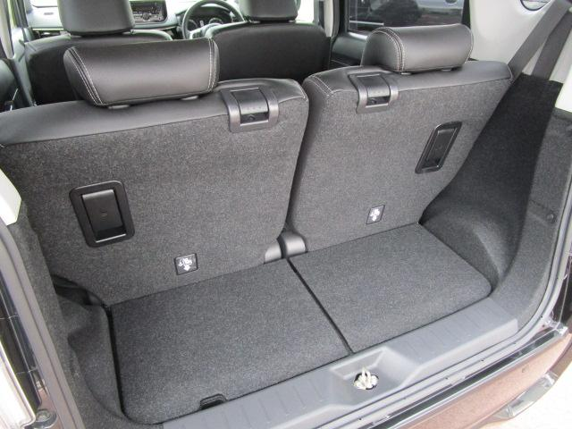 カスタム RS ハイパーリミテッドSAIII 4WD スマートアシスト ターボエンジン LEDヘッドライト LEDフォグランプ プッシュスタート CDチューナー オートエアコン オートライト 革巻きステアリングホイール 運転席シートヒーター(18枚目)
