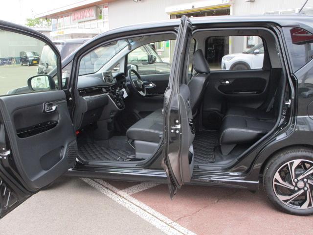 カスタム RS ハイパーリミテッドSAIII 4WD スマートアシスト ターボエンジン LEDヘッドライト LEDフォグランプ プッシュスタート CDチューナー オートエアコン オートライト 革巻きステアリングホイール 運転席シートヒーター(31枚目)