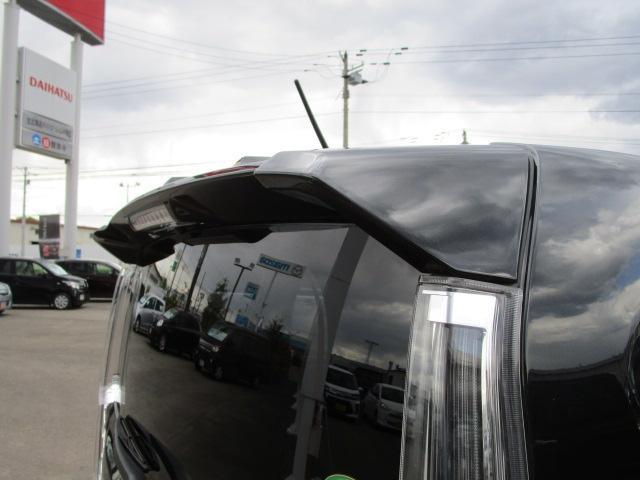 カスタム RS ハイパーリミテッドSAIII 4WD スマートアシスト ターボエンジン LEDヘッドライト LEDフォグランプ プッシュスタート CDチューナー オートエアコン オートライト 革巻きステアリングホイール 運転席シートヒーター(34枚目)