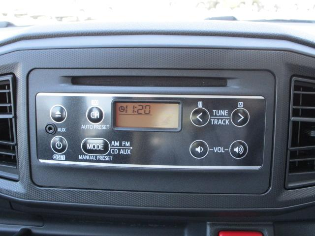 L SAIII 4WD スマートアシスト キーレスエントリー アイドリングストップ VSC(横滑り抑制機能) デジタルメーター CDチューナー 前後コーナーセンサー(10枚目)
