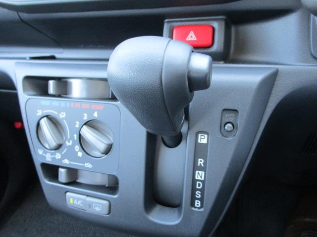 L SAIII 4WD スマートアシスト キーレスエントリー アイドリングストップ VSC(横滑り抑制機能) デジタルメーター CDチューナー 前後コーナーセンサー(11枚目)