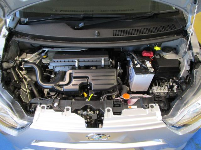 L SAIII 4WD スマートアシスト キーレスエントリー アイドリングストップ VSC(横滑り抑制機能) デジタルメーター CDチューナー 前後コーナーセンサー(17枚目)
