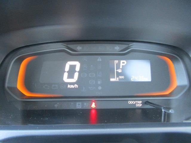 L SAIII 4WD スマートアシスト キーレスエントリー アイドリングストップ VSC(横滑り抑制機能) デジタルメーター CDチューナー 前後コーナーセンサー(21枚目)