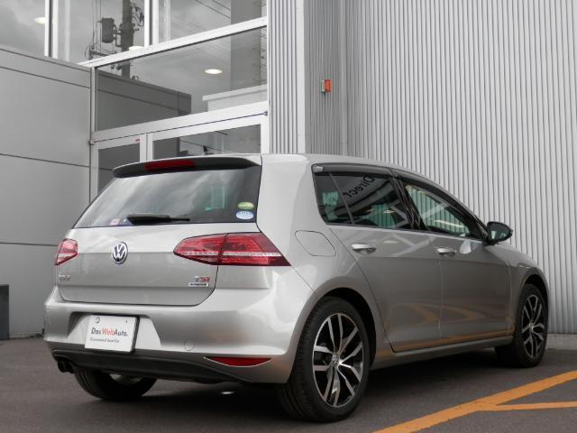フォルクスワーゲン VW ゴルフ TSI Highline Connect 1オーナー