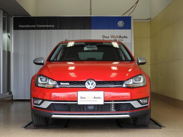 「フォルクスワーゲン」「VW ゴルフオールトラック」「SUV・クロカン」「北海道」の中古車2