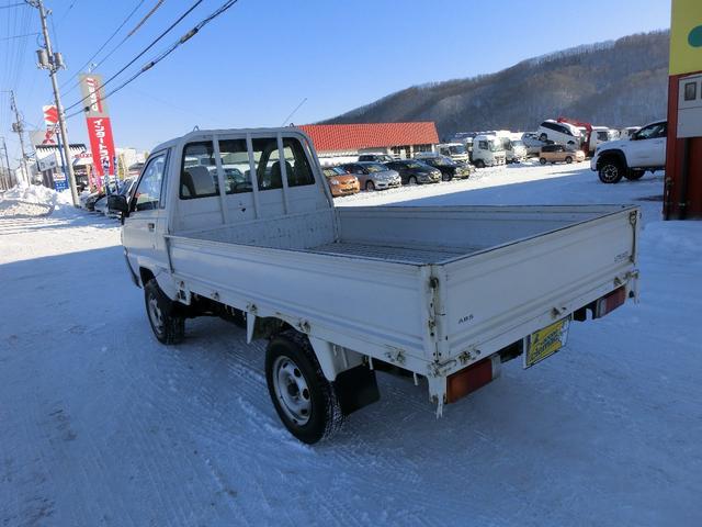 トヨタ ライトエーストラック シングルジャストロー DX 4WD