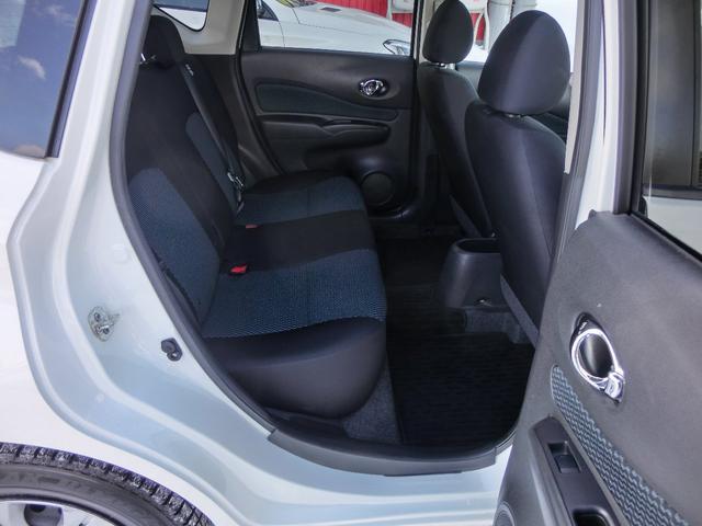 日産 ノート X FOUR 4WD ワンオーナー ナビTV
