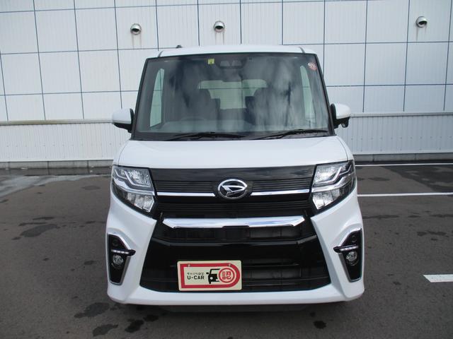カスタムXセレクション 4WD カーナビ ETC(2枚目)